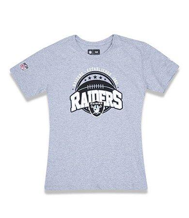 Camiseta New Era Infanto/Juvenil Oakland Raiders
