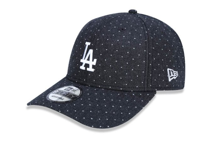 Boné New Era 940 Los Angeles Dodgers Dots