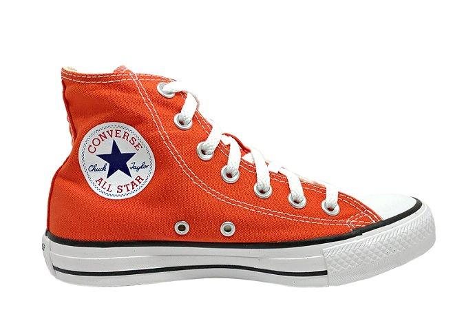 Tênis Converse Chuck Taylor All Star Hi - Fogo