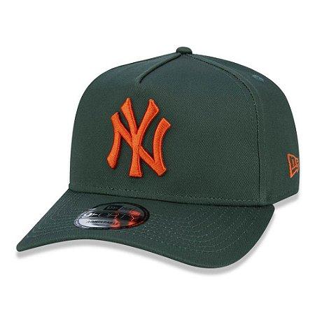 Boné New Era 940 New York Yankees aba curva - Snapback