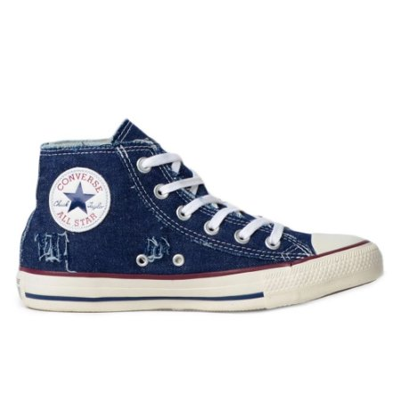 Tênis Converse Chuck Taylor All Star Hi - Jeans