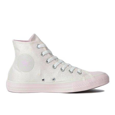 Tênis Converse Chuck Taylor All Star Hi - Rosa Brilho