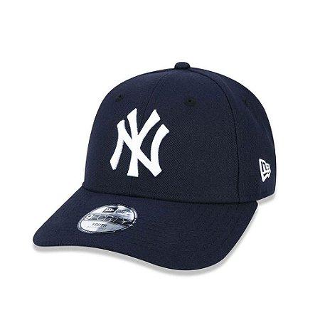 Boné New Era 940 New York Yankees Marinho - Strapback