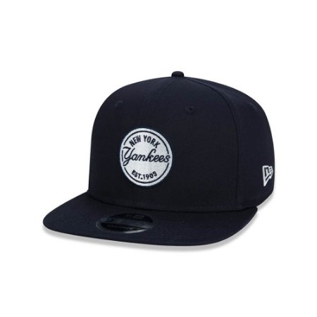 Boné New Era 950 New York Yeankees 1903 Logo - Marinho