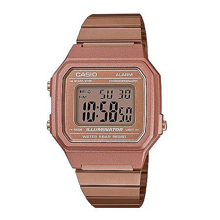 Relógio Casio Vintage B650WC-5ADF Digital