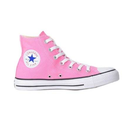 Tênis Converse Chuck Taylor All Star Hi - Rosa