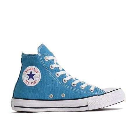Tênis Converse Chuck Taylor All Star Cano alto - Azul Ácido