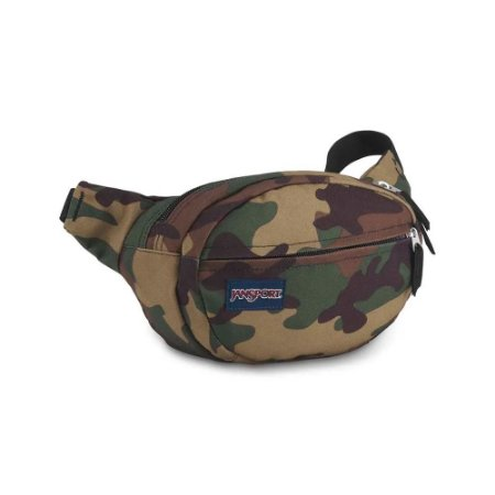 Pochete Jansport Fifth Avenue - Camuflada
