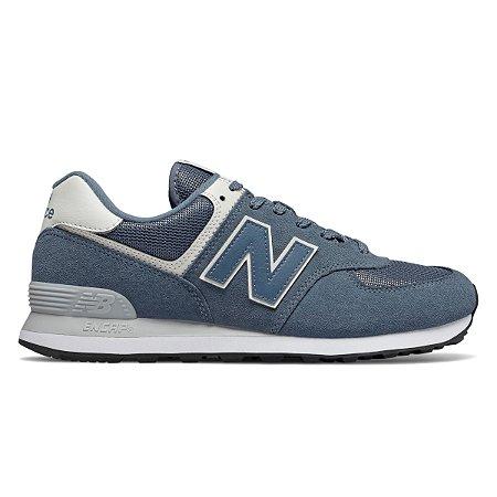 Tênis New Balance 574 - Azul Claro