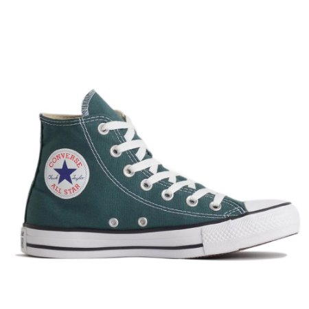 Tênis Converse Chuck Taylor All Star Hi - Verde