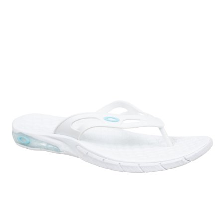 Chinelo Oakley Killer Point - Branco