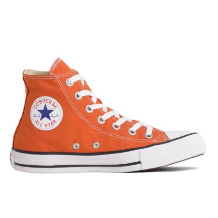 Tênis Converse Chuck Taylor All Star Hi - Vermelho Ferrugem