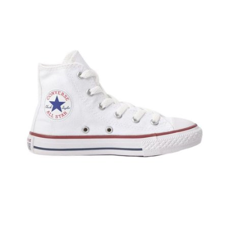 Tênis Converse Chuck Taylor All Star Hi Infantil - Branco