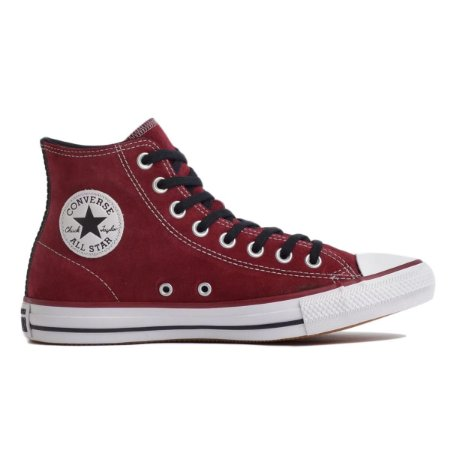 Tênis Converse Chuck Taylor All Star SKT Hi - Bordo