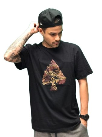 Camiseta Regular Espada Dark Fern