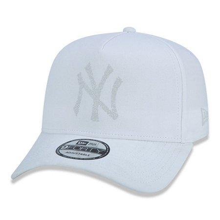 Boné New Era 940 Aba Curva New York Yankees - Snapback