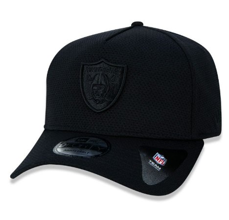 Boné New Era 940 Aba Curva Under Dance Oakland Raiders - Snapback