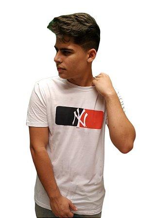 Camiseta New Era Essentials Box  New York Yankees
