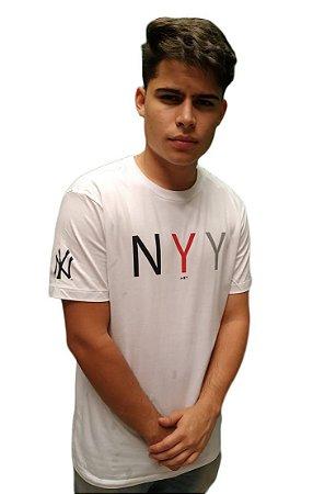 Camiseta New Era Essentials New York Yankees - MBL