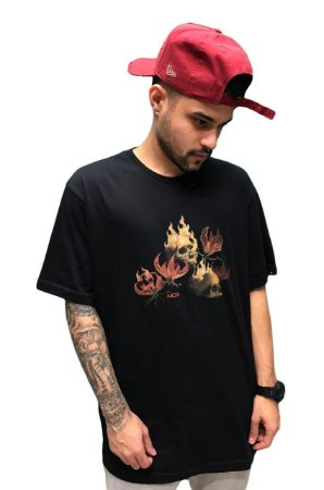 Camiseta MCD Regular Flame