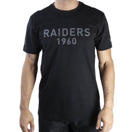 Camiseta New Era Oakland Raiders