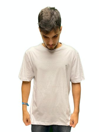 Camiseta Masculina WG Regular Logo Refletivo Masculina