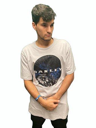 Camiseta Oakley Palm Tee Masculina