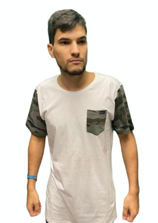 Camiseta Oakley OMD Camo Classic Masculina