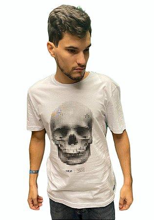 Camiseta MCD Regular Caveira Masculina