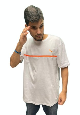 Camiseta Lost Dont't do It Strip Masculina