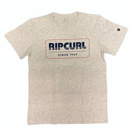 Camiseta Rip Curl Bowie Masculina Juvenil