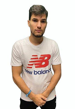 Camiseta New Balance Logo Basic Masculina