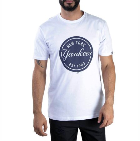 Camiseta New Era Yankees MLB Masculina