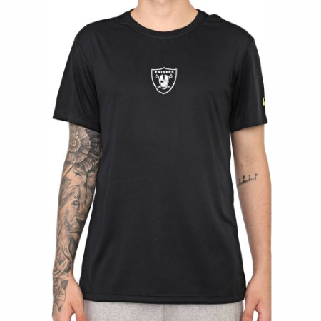 Camiseta New Era Las Vegas Raiders Masculina