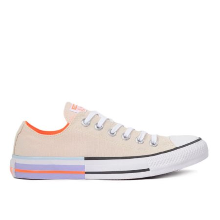 Tênis Converse Chuck Taylor All Star - Bege claro
