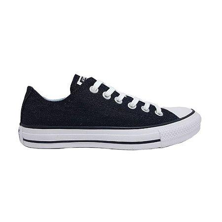 Tênis Converse Chuck Taylor Jeans - Preto