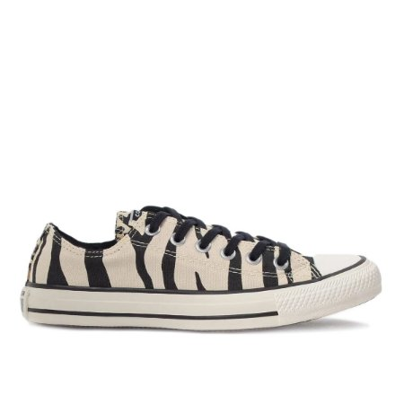 Tênis Converse Chuck Taylor All Star - Animal Print/Zebra