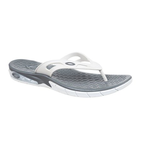 Chinelo Oakley Killer Point - Cinza