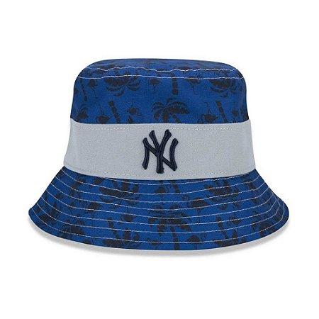 Bucket New Era New York Yankees Infantil - Marinho