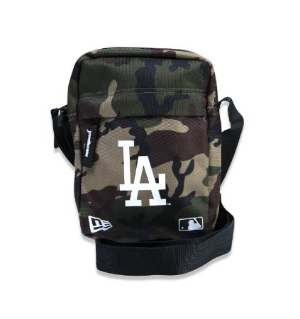 Bolsa Shoulder Bag Los Angeles Dodgers - Camuflada