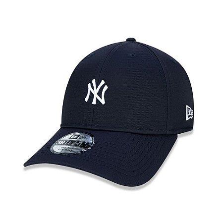 Boné New Era 3930 New York Yankees - Preto