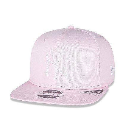 Boné New Era New York Yankees Aba Reta - Rosa