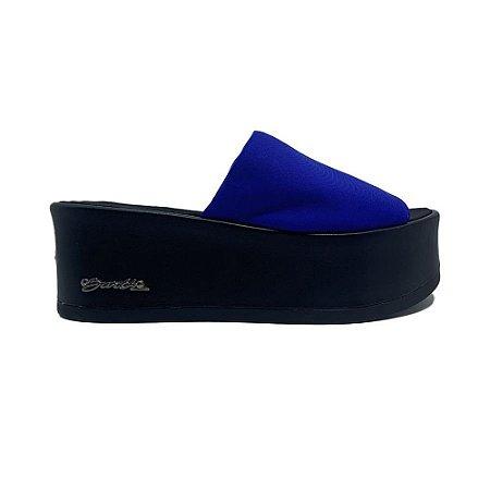 Sandália Barth Shoes Caribe - Preto/Azul