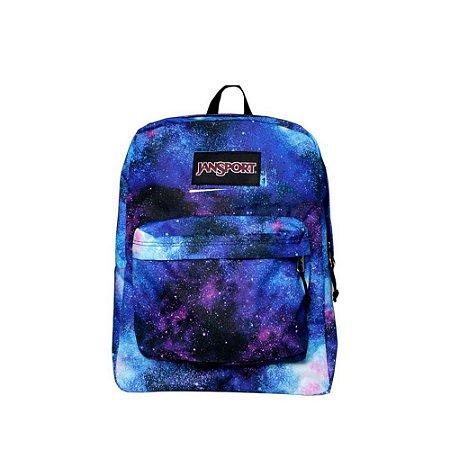 Mochila JanSport SuperBreak - Galáxia