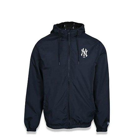 Jaqueta Corta Vento New Era NY Yankees - Preta