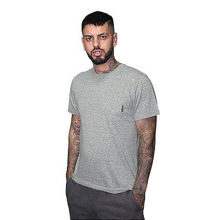 Camiseta Oakley O-Rec Pocket Tee Cinza