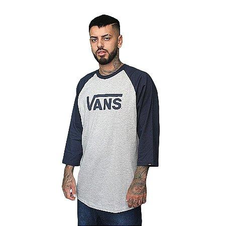 Camiseta Vans Classic Raglan