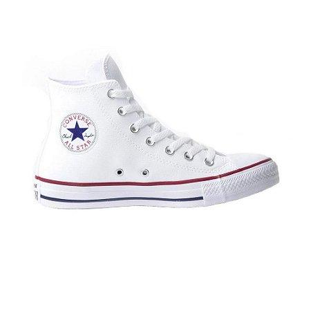 Tênis Converse Chuck Taylor All Star Couro - Branco