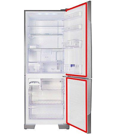 KIT Borrachas da geladeira PANASONIC NR-BB51 | NR-BB52 | NR-BB53 | NR-BB71