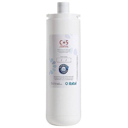 Refil do Filtro C+5 Para Purificadores de água IBBL